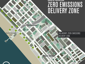 Automotus to deploy tech for nation's first zero emissions delivery zone