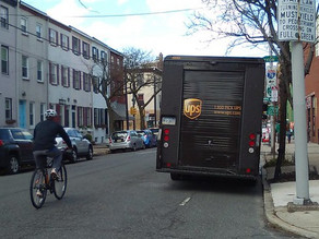Delivery vehicles are a necessary target to patch city revenues