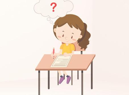 PSLE: Instructions to pupils
