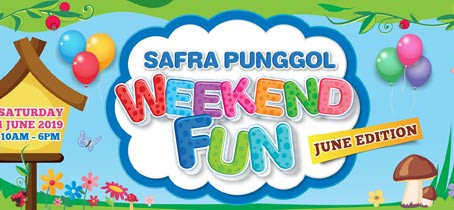 Geno House at SAFRA Punggol Weekend Fun (June Edition)