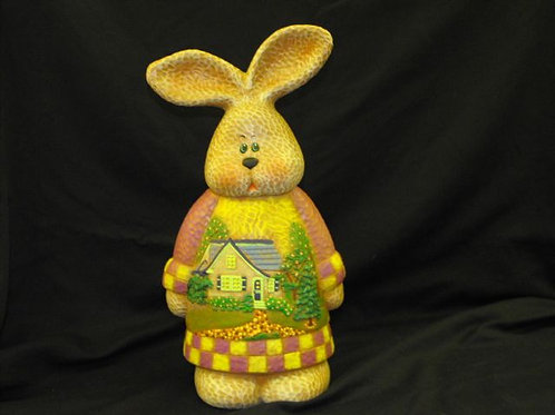 Large Mrs. Rabbit w/scene on clothing