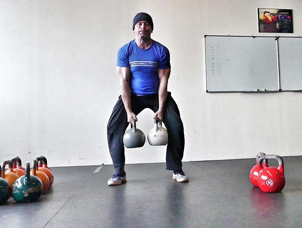 Man Maker PR 36+36 kg