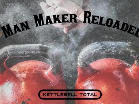 Reload: 30 Tage Kettlebell Man Maker Programm
