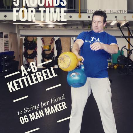 Die andere Art mit Kettlebells zu trainieren