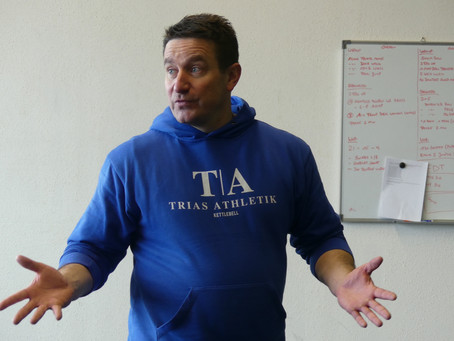 StrongSport Kettlebell Trainingsplan