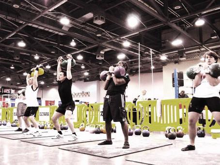 Kettlebell StrongSport - Training