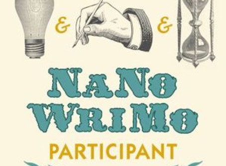 My NaNoWriMo Update– a vent session
