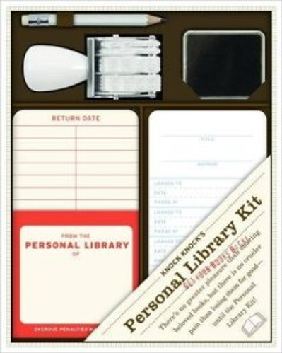 personal Librarykit