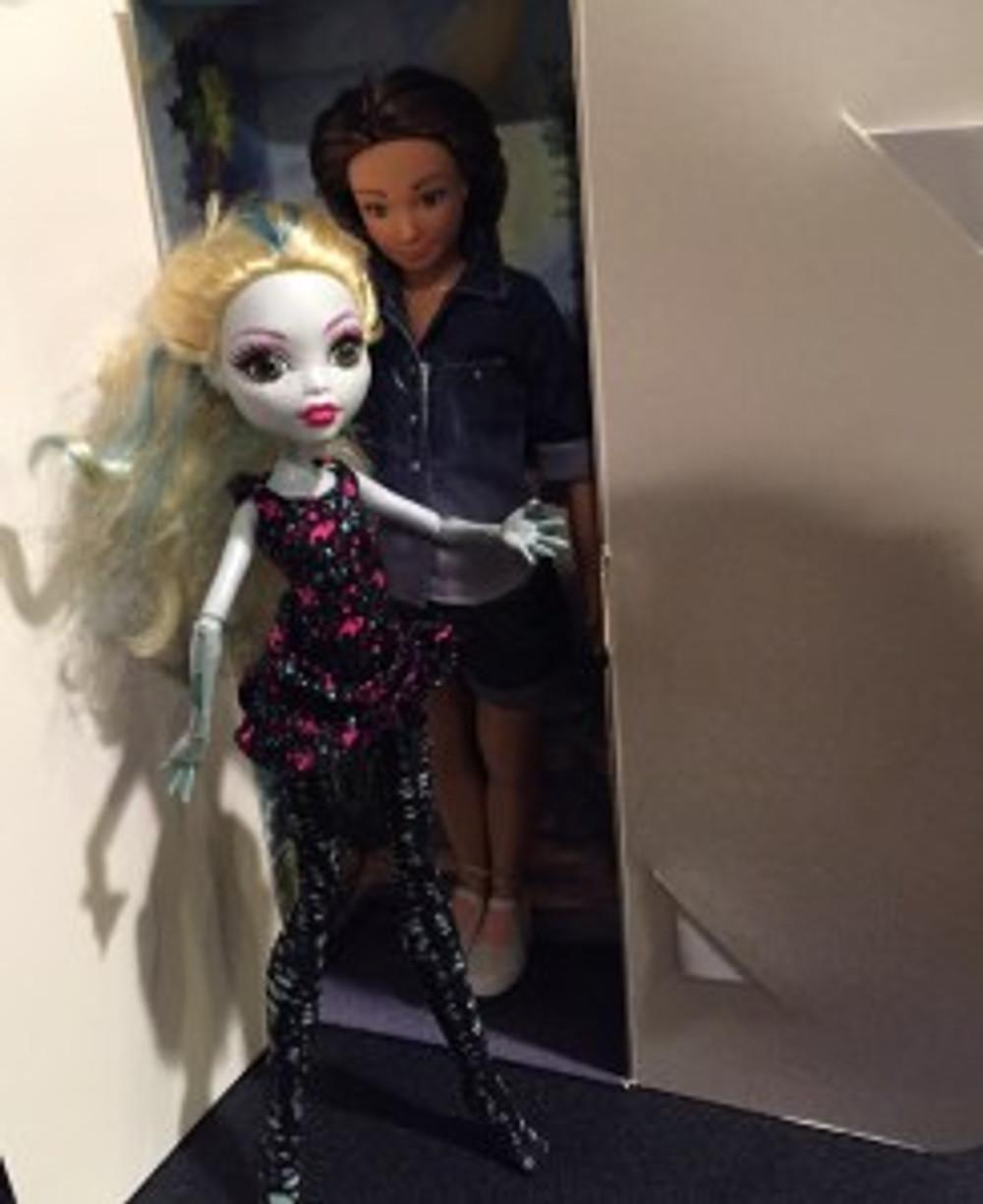 Monster High Doll & Lammily