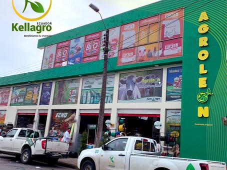 AgroLeón, un aliado próspero en Sucúa