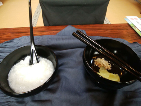 東京 早稲田 起雲山大龍寺「朝粥の会」に運動講師として参加させていただきました