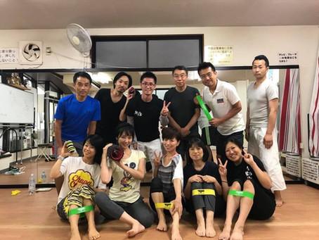 名古屋 奉身塾主催 腹圧セミナー