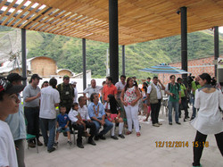 Inauguración parque educativo