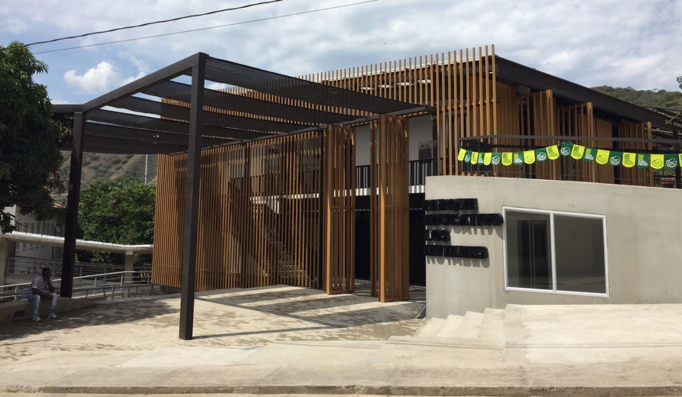 parque educativo Liborina inaugurado