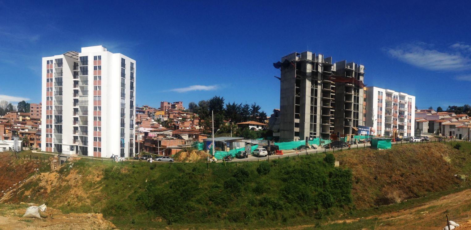 Torre Borneo 1 y 2