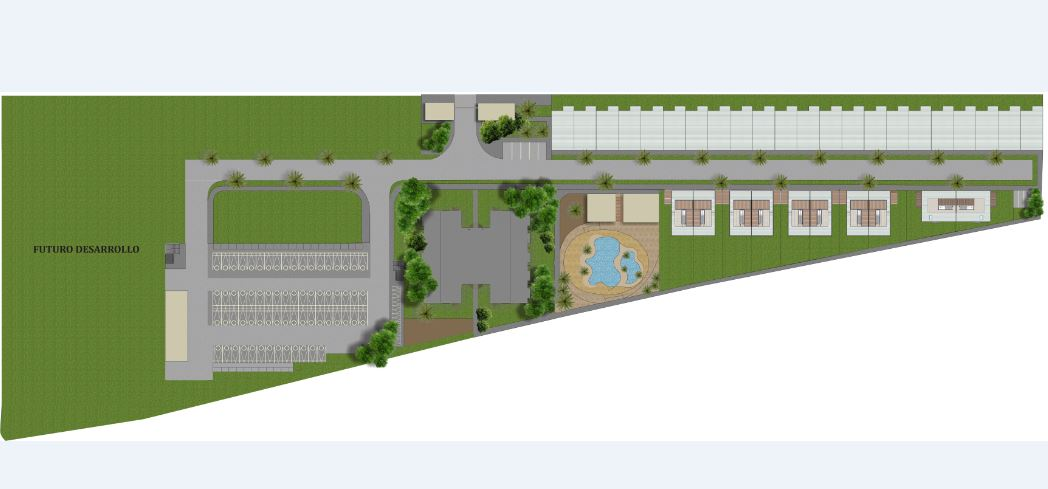 Urbanismo del proyecto