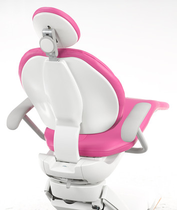 A‑dec_311_chair_with_fuchsia_upholstery6