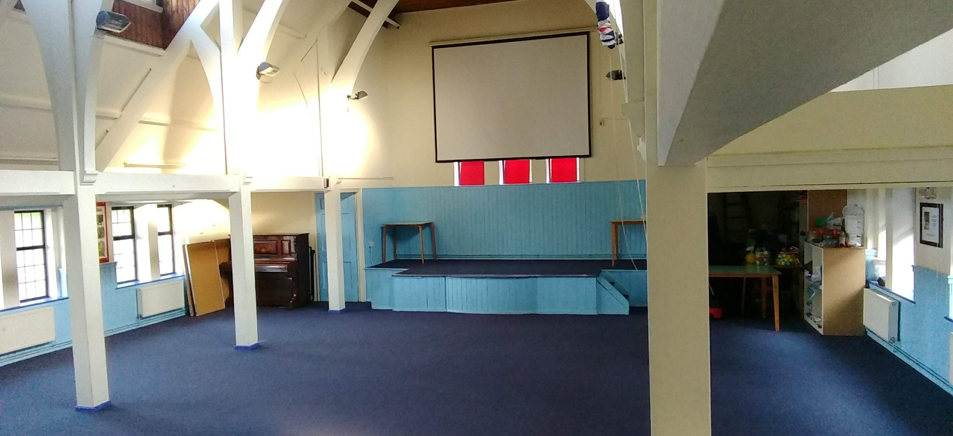 Upper Church Hall