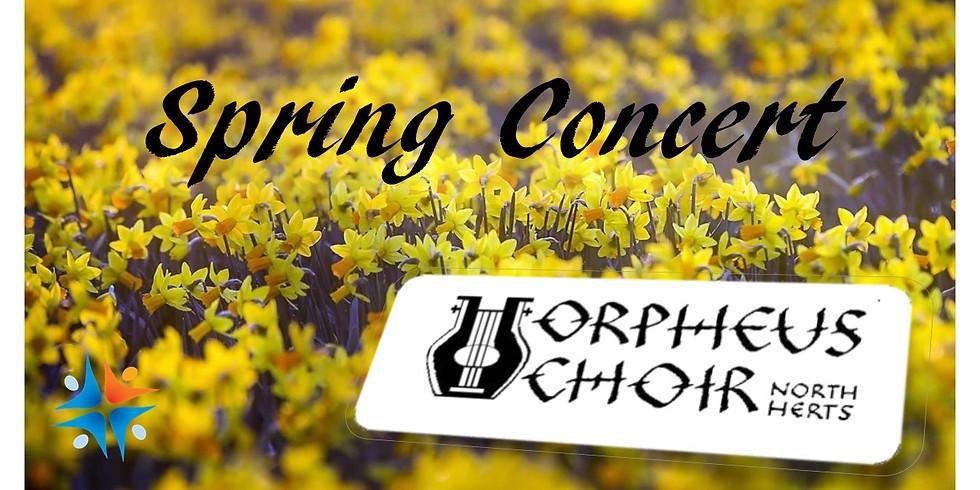 Spring Concert - Orpheus Choir