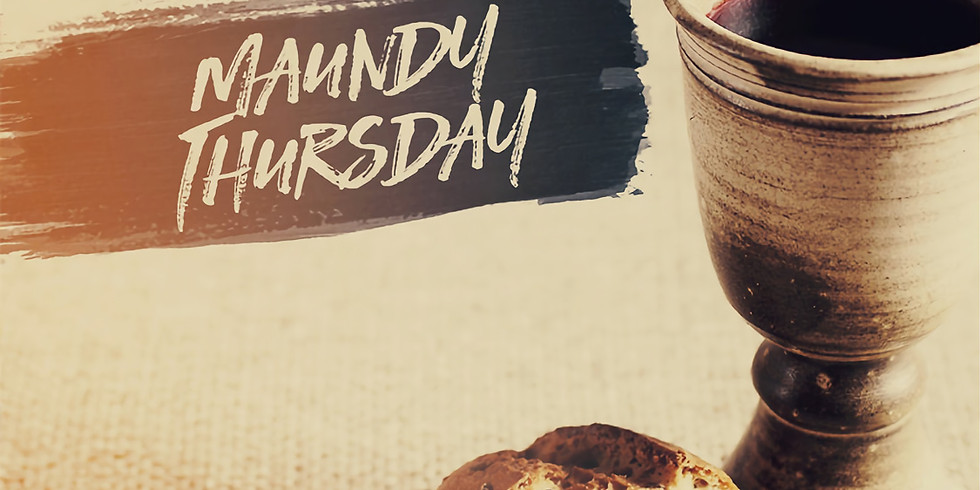 Maundy Thursday supper