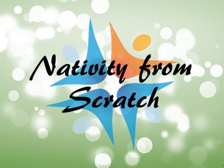 Nativity from Scratch