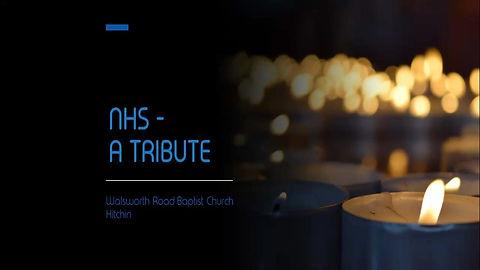 NHS - A Tribute
