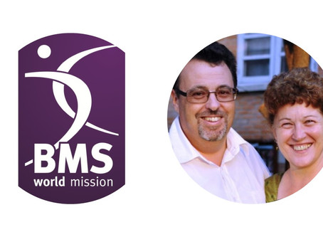 An update from our BMS Missionaries