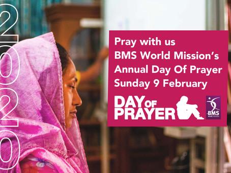 BMS Day of Prayer