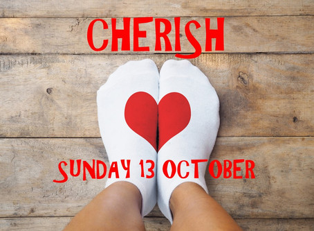 CHERISH Sunday