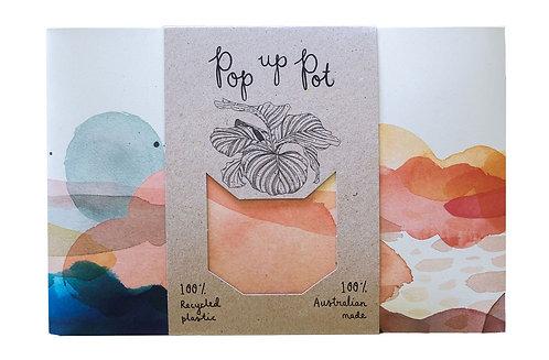 Pop up Pot: 'Beach'