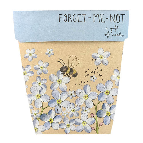 Gift of Seeds: 'Forget-me-not'