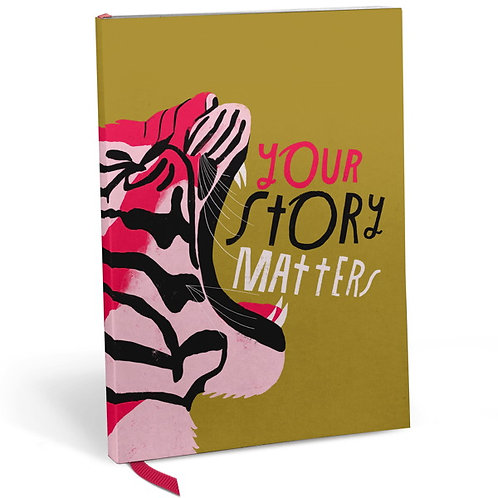 Journal: Your Story Matters