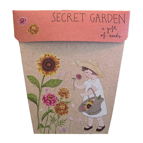Gift of Seeds: 'Secret Garden'