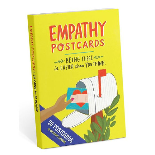 Empathy Postcards - Pack of 20