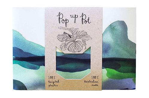 Pop up Pot: 'Mountain'