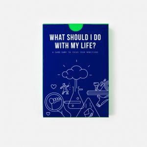 """""""What Should I Do With My Life"""" Card Game"""
