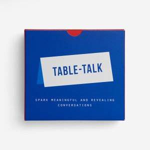 """""""Table Talk"""" Card Game"""