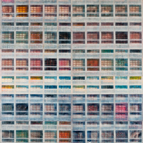 Marseille 3 - Le Corbusier (2013) by Silvia Palou