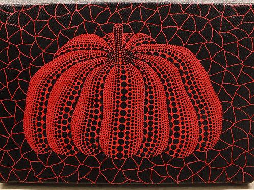 Red Pumpkin (1993) by Yayoi Kusama