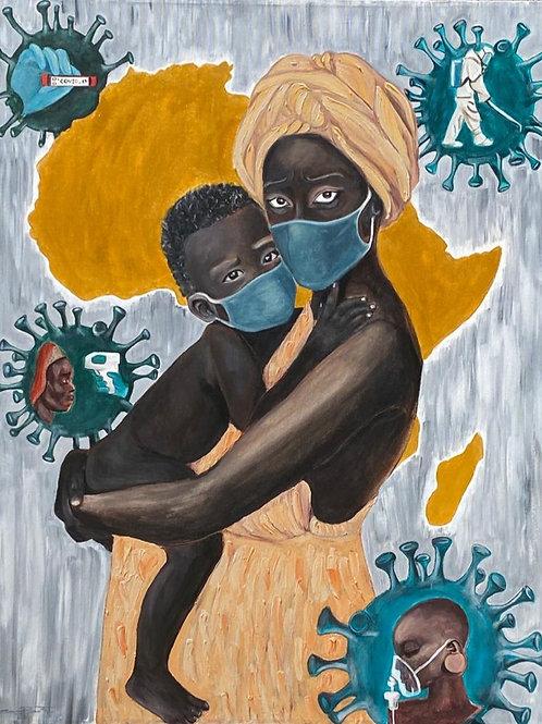 My Child's Life Matters by Sarra Ben Ftima