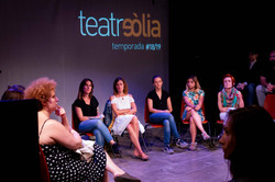 Roda de Premsa Teatre Eòlia