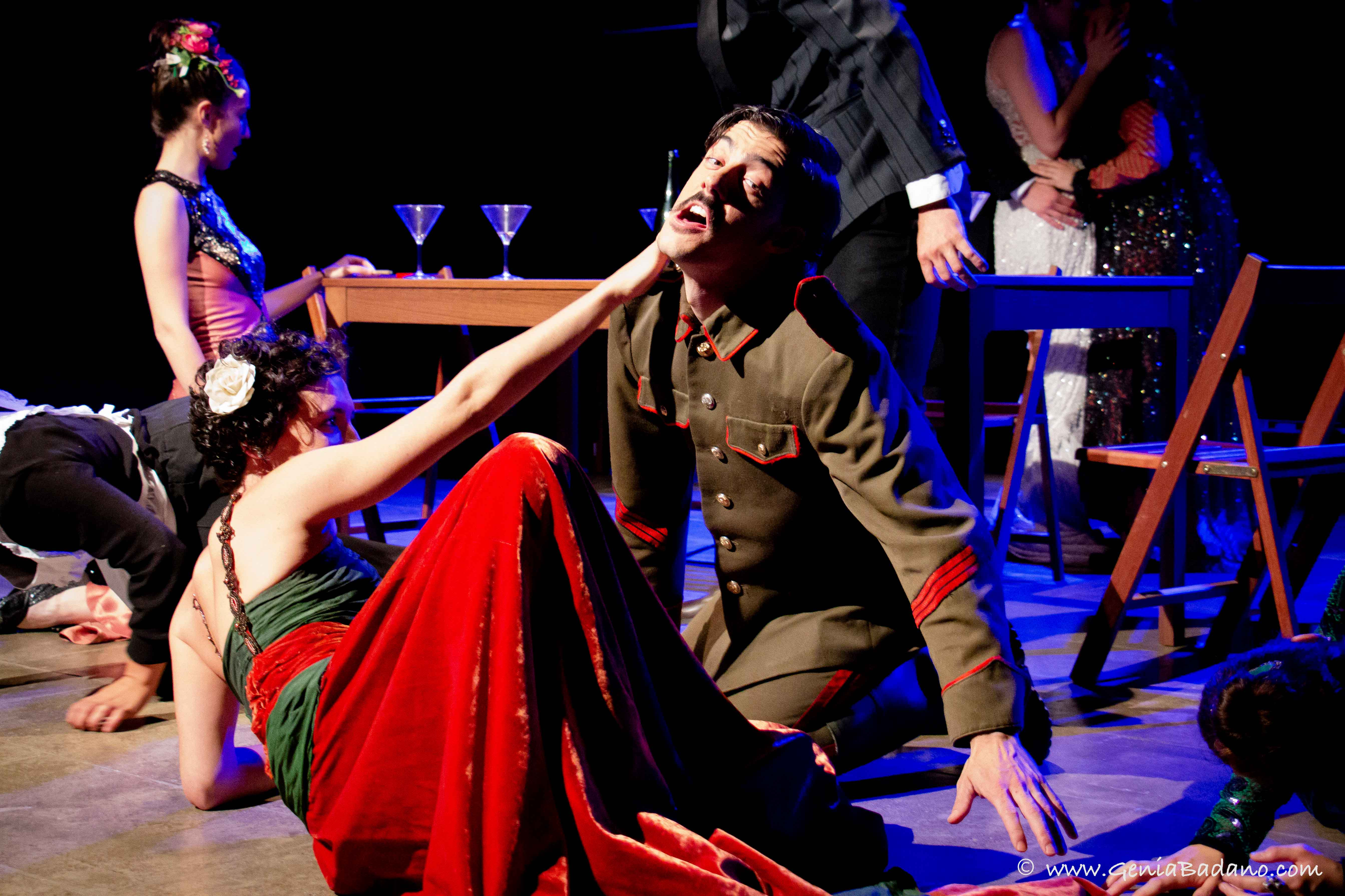 El Futur, Joan Yago al Teatre Eòlia