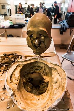 Construcción Máscaras de Pau Cirer