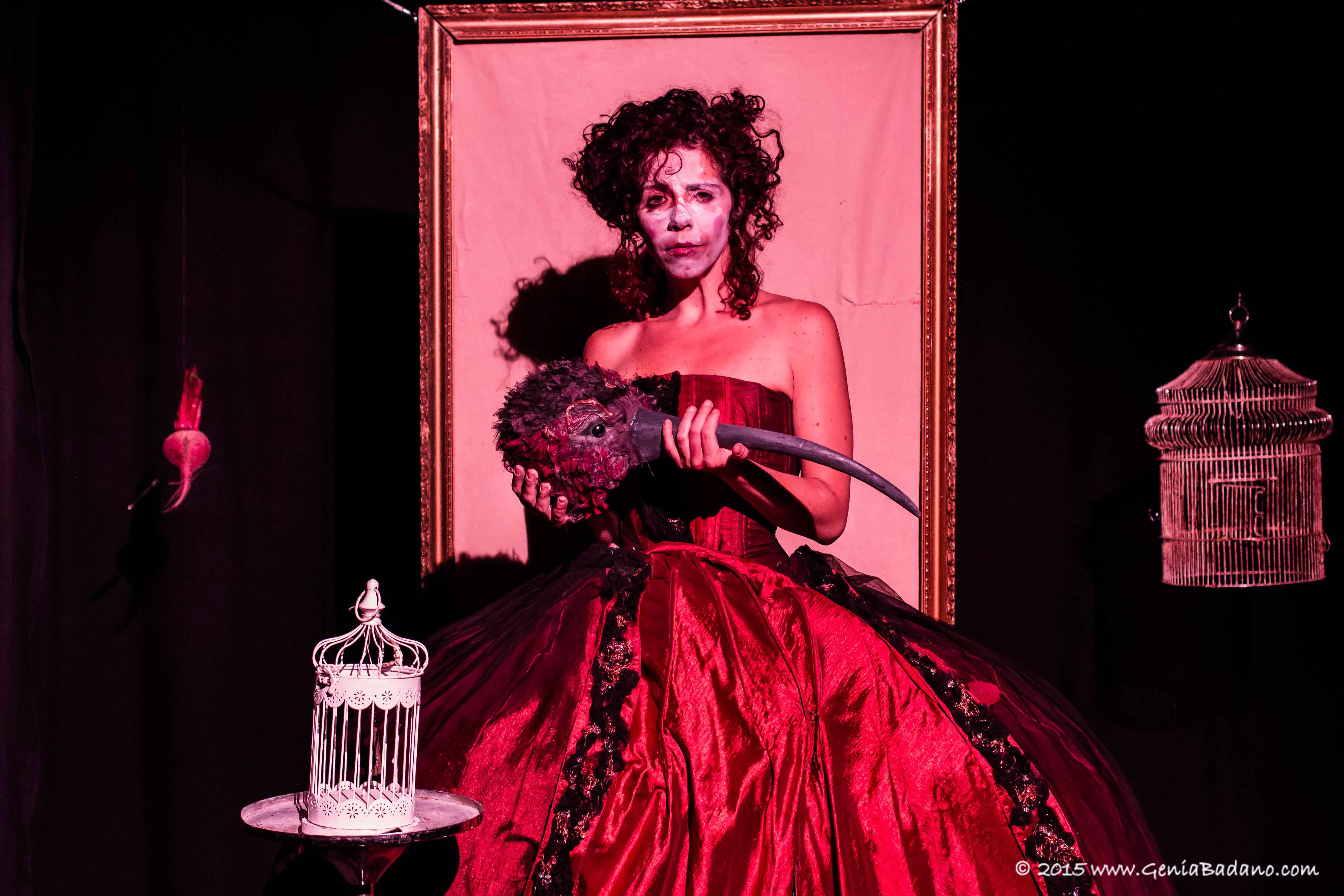 Judith con Cabeza de Holofernes