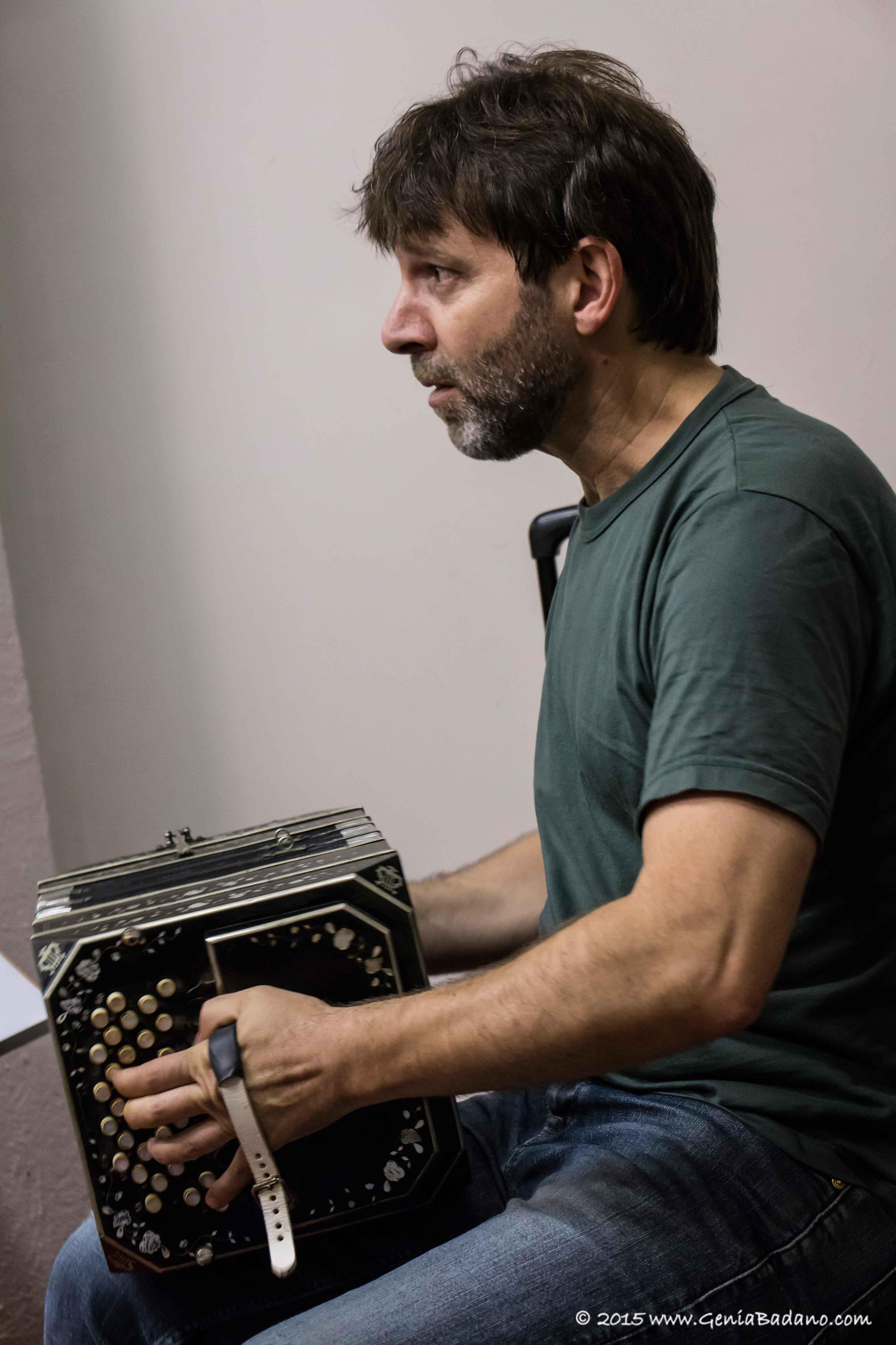 Marcelo Mercadante en Urbantango