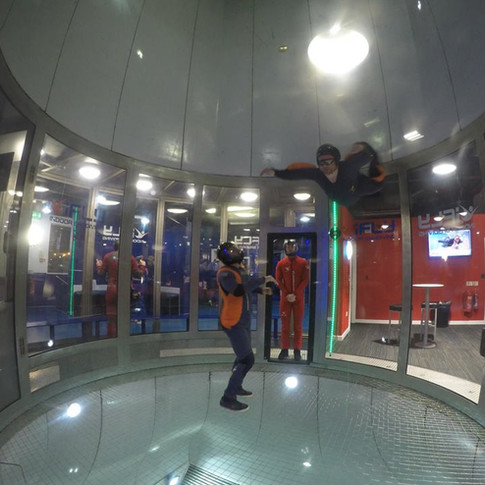 Indoor Skydiving Lessons