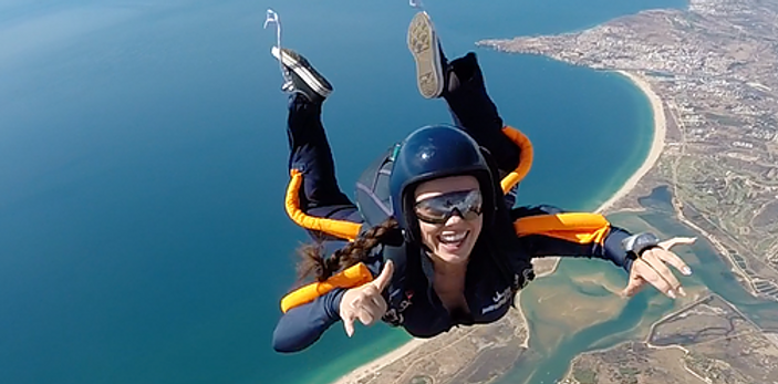 Where can I learn to Skydive?