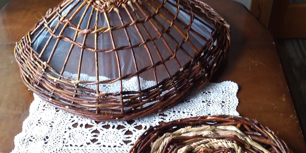 2 Day Willow Bug Cover and Trivet Workshop