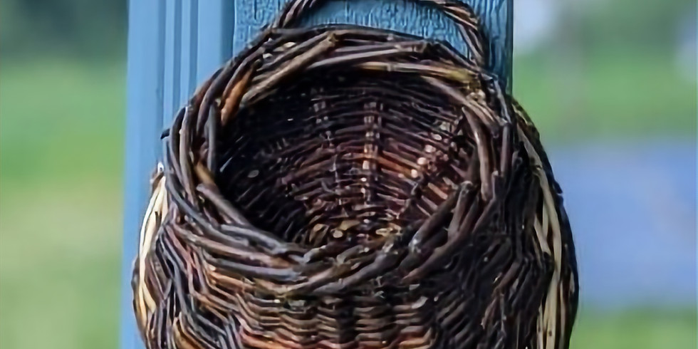 Willow Wall Basket Workshops