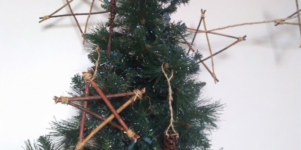 Willow Christmas Decoration Workshop